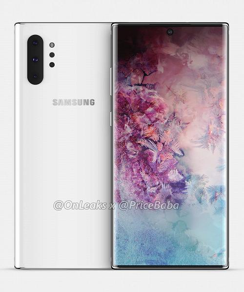 Samsung Galaxy A90 получит 45-ваттную зарядку, а Galaxy Note10 Pro — 25-ваттную