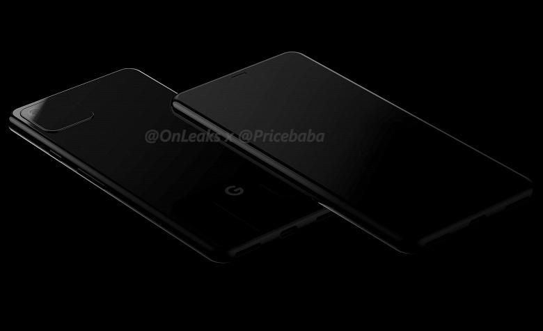 Обнаружена «квадратная» камера. Рендеры от надёжного источника Google Pixel 4 можно спутать с iPhone XI
