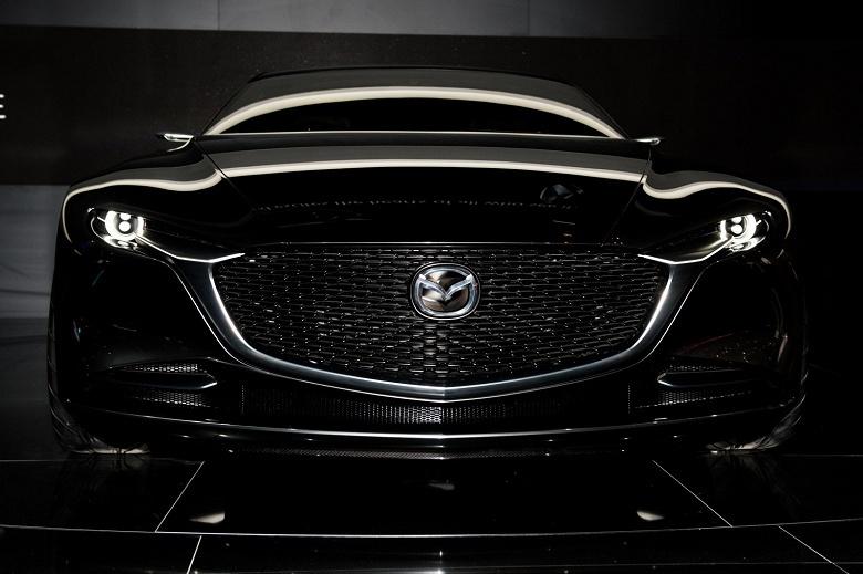 Первый электромобиль Mazda появится в 2020 году