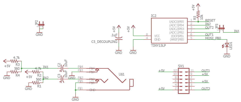 Программная реализация усилителя класса D - 2