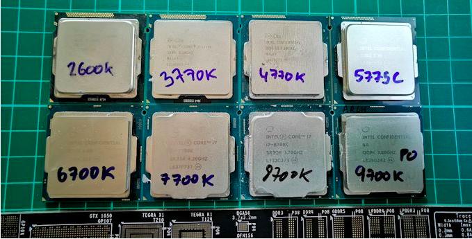 Легендарный Intel Core i7-2600K: тестирование Sandy Bridge в 2019 году (часть 1) - 2