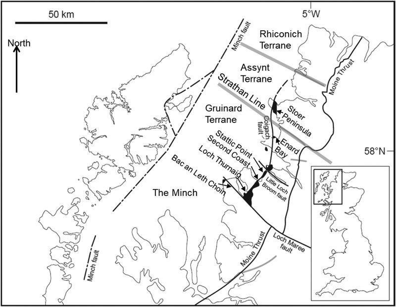 Обнаружены следы падения астероида в Шотландии