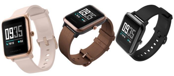 Представлены умные часы Amazfit Health Watch: непрерывный мониторинг ЭКГ, большой экран и водозащита за $100