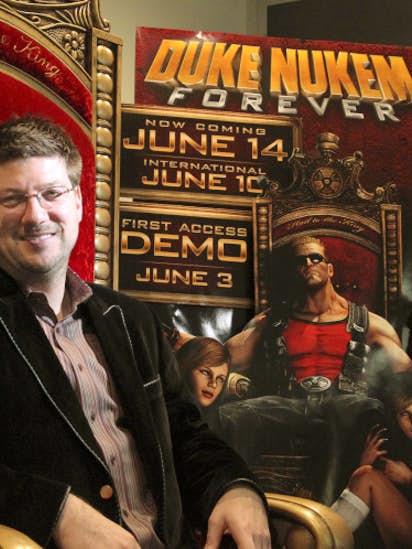 Тот, кто воскресил Duke Nukem: интервью с Рэнди Питчфордом, волшебником из Gearbox - 10