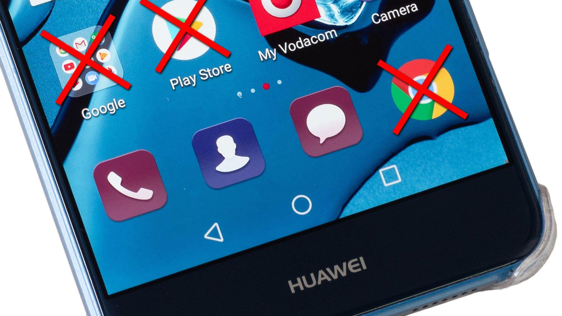 Google: разрыв отношений с Huawei опасен для национальной безопасности США - 1