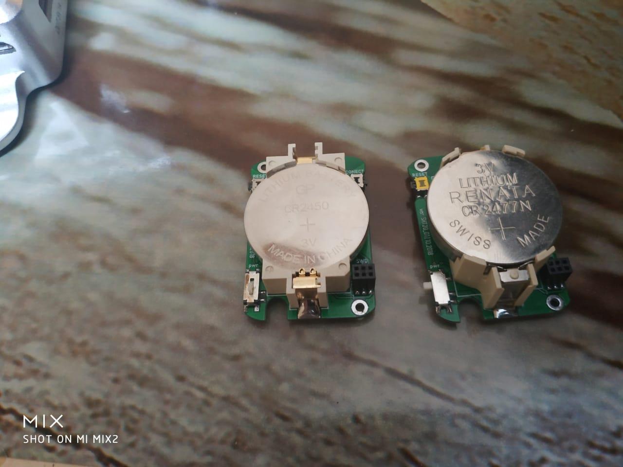 Беспроводной датчик температуры, влажности и атмосферного давления на nRF52832 - 4
