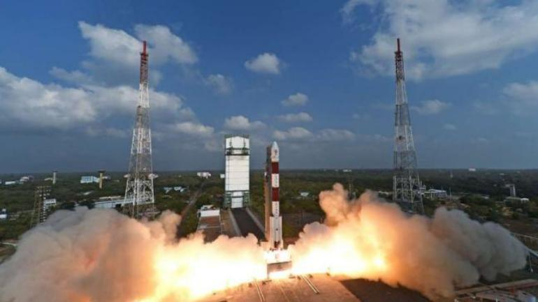 Индийская лунная миссия Чандраян-2 стартует 15 июля