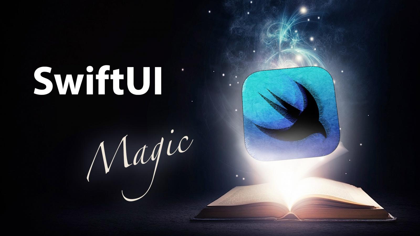 Магия SwiftUI или о Function builders - 1
