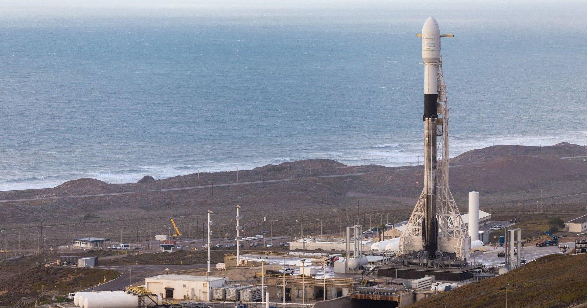 Прямая трансляция запуска канадских спутников RADARSAT