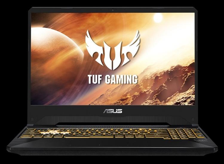 ASUS TUF Gaming FX505DV: игровой ноутбук с процессором AMD Ryzen