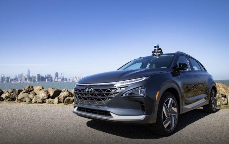 Hyundai и Kia инвестируют в компанию Aurora, разрабатывающую ПО для самоуправляемых автомобилей