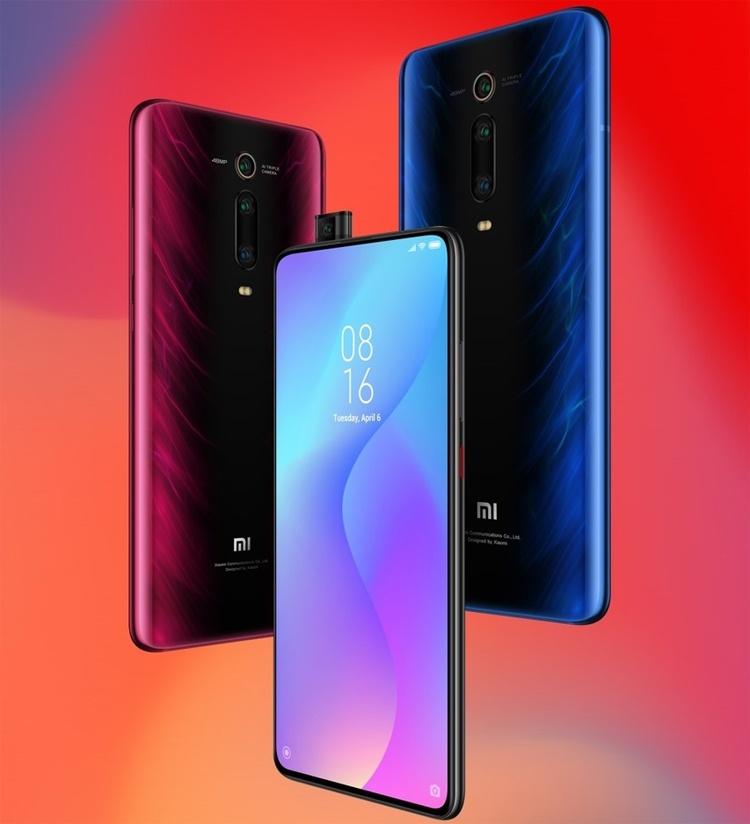Xiaomi Mi 9T: смартфон за €300 с безрамочным экраном и камерой-перископом