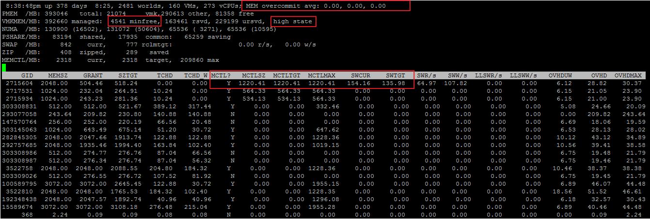 Анализ производительности ВМ в VMware vSphere. Часть 2: Memory - 7