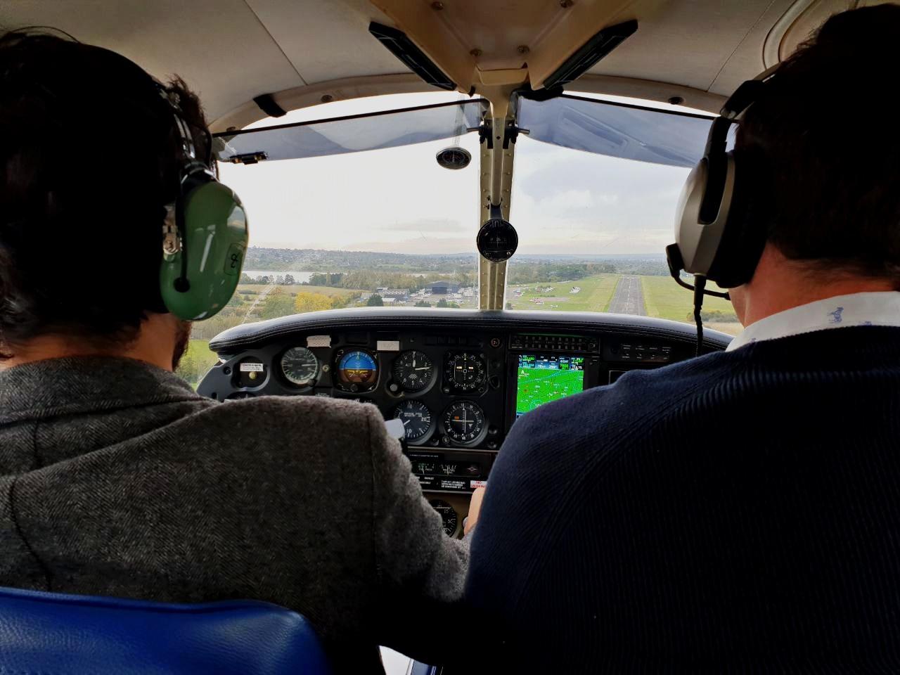 Как прийти в небо и стать пилотом - 5