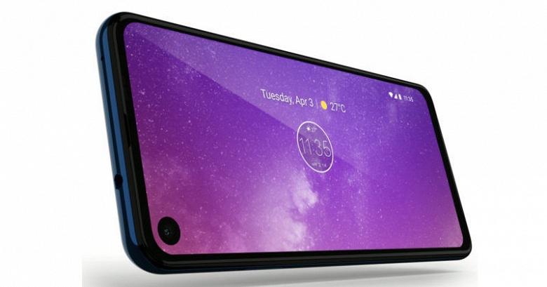Смартфон Motorola One Action получит SoC Samsung Exynos 9609, тройную камеру и аккумулятор емкостью 3500 мА·ч