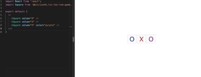 Создание игры «Крестики-нолики» при помощи TypeScript, React и Mocha - 4