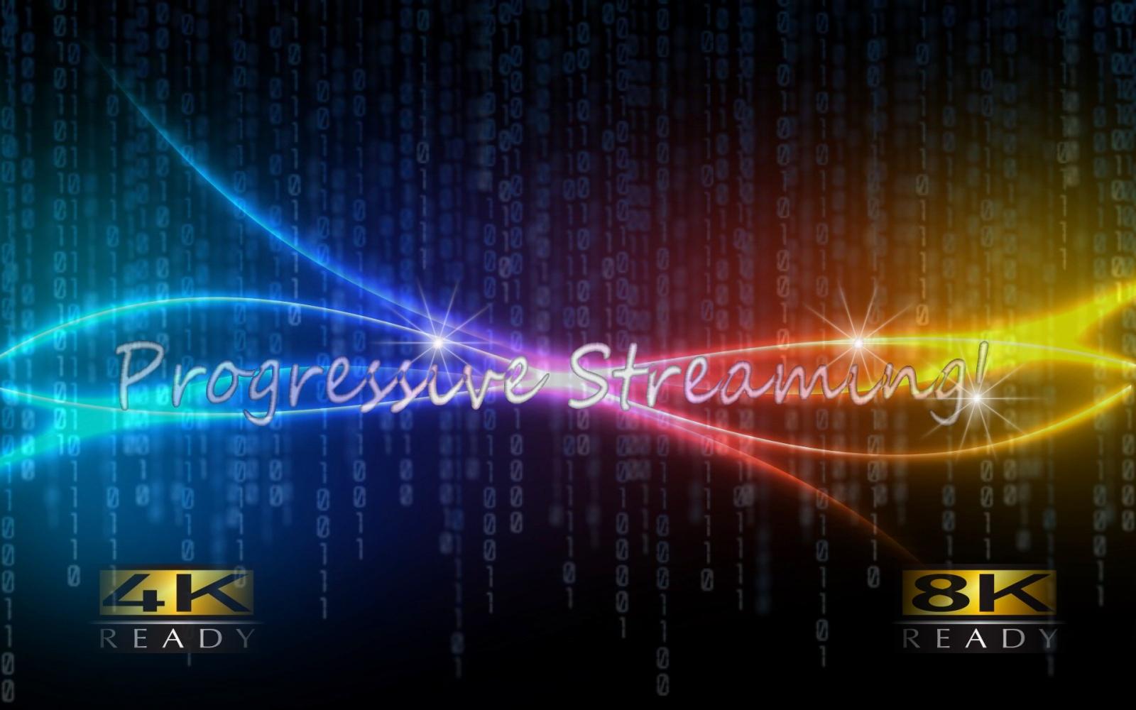 Технология Progressive Streaming, или как смотреть 4k видео по сети, без фризов - 1