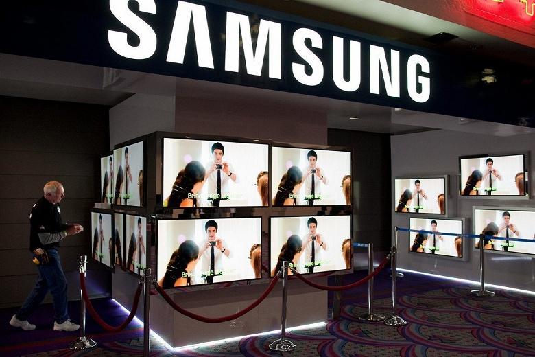 У Samsung Display пока не получаются большие панели OLED
