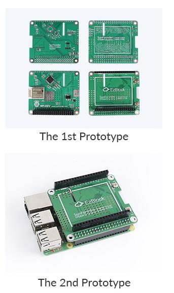 Ezblock Pi — программирование без программирования, в этот раз для фанатов Raspberry Pi - 2