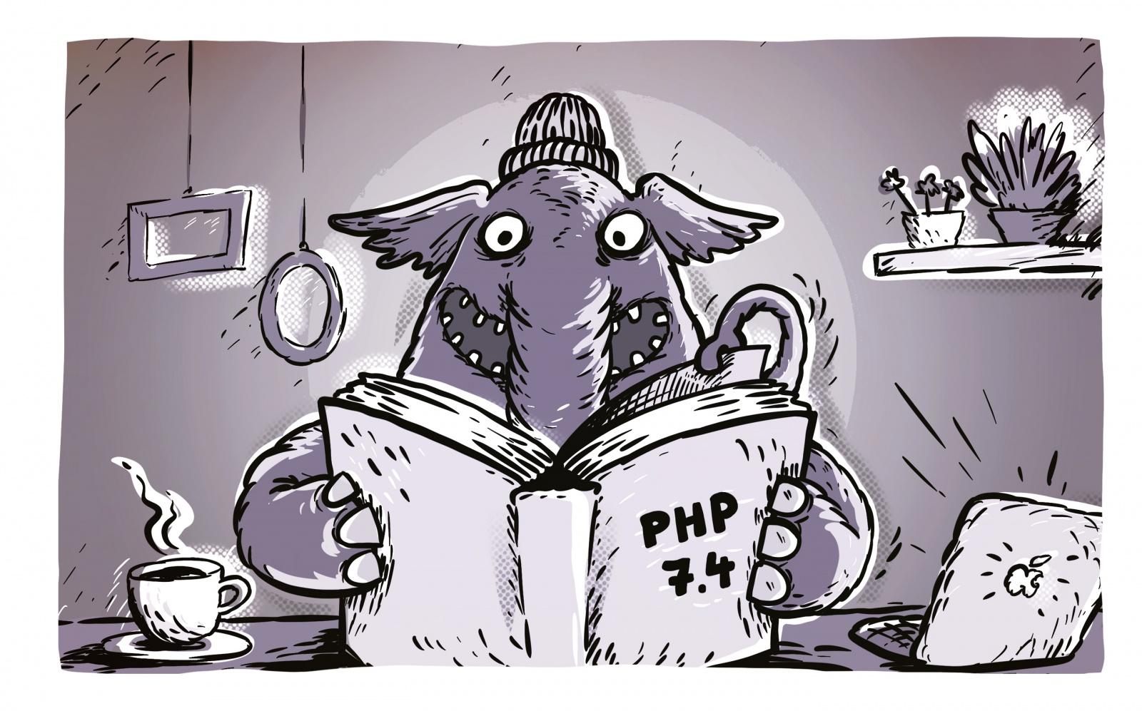 PHP в 2019: лучше, чем вы о нём думаете - 1
