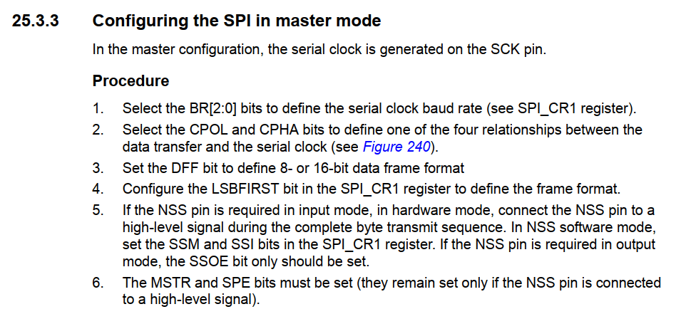 Читаем даташиты 2: SPI на STM32; ШИМ, таймеры и прерывания на STM8 - 15