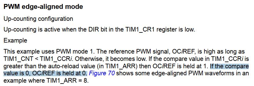 Читаем даташиты 2: SPI на STM32; ШИМ, таймеры и прерывания на STM8 - 33