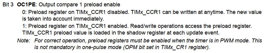 Читаем даташиты 2: SPI на STM32; ШИМ, таймеры и прерывания на STM8 - 35