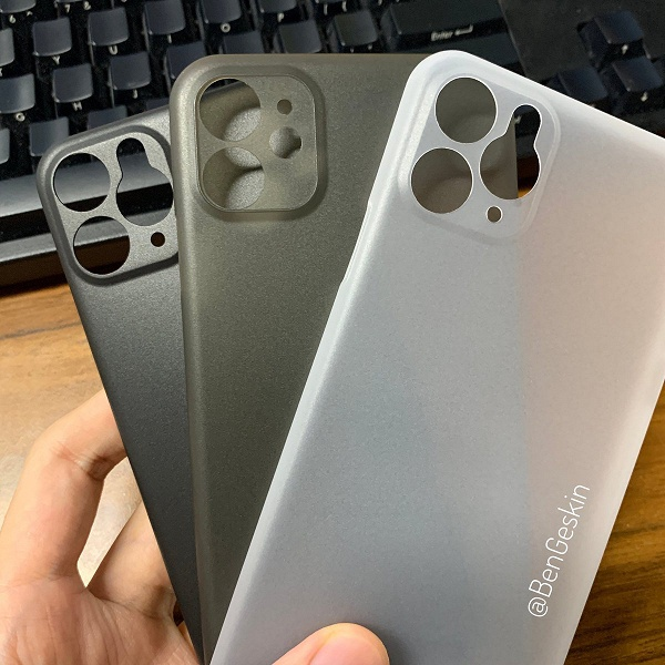 Живые фото подтверждают квадратную камеру новых смартфонов Apple iPhone