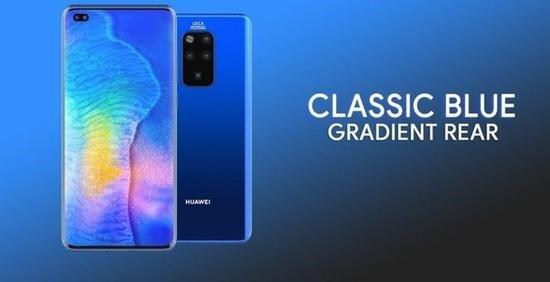 Концепт-арты демонстрируют прямоугольную камеру Huawei Mate 30 Pro