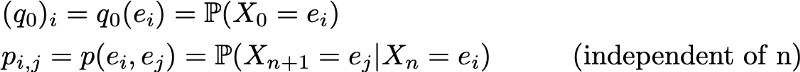Краткое введение в цепи Маркова - 15