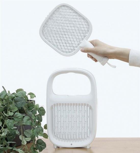 Представлен электрический уничтожитель комаров Xiaomi Yeelight Mosquito Killer