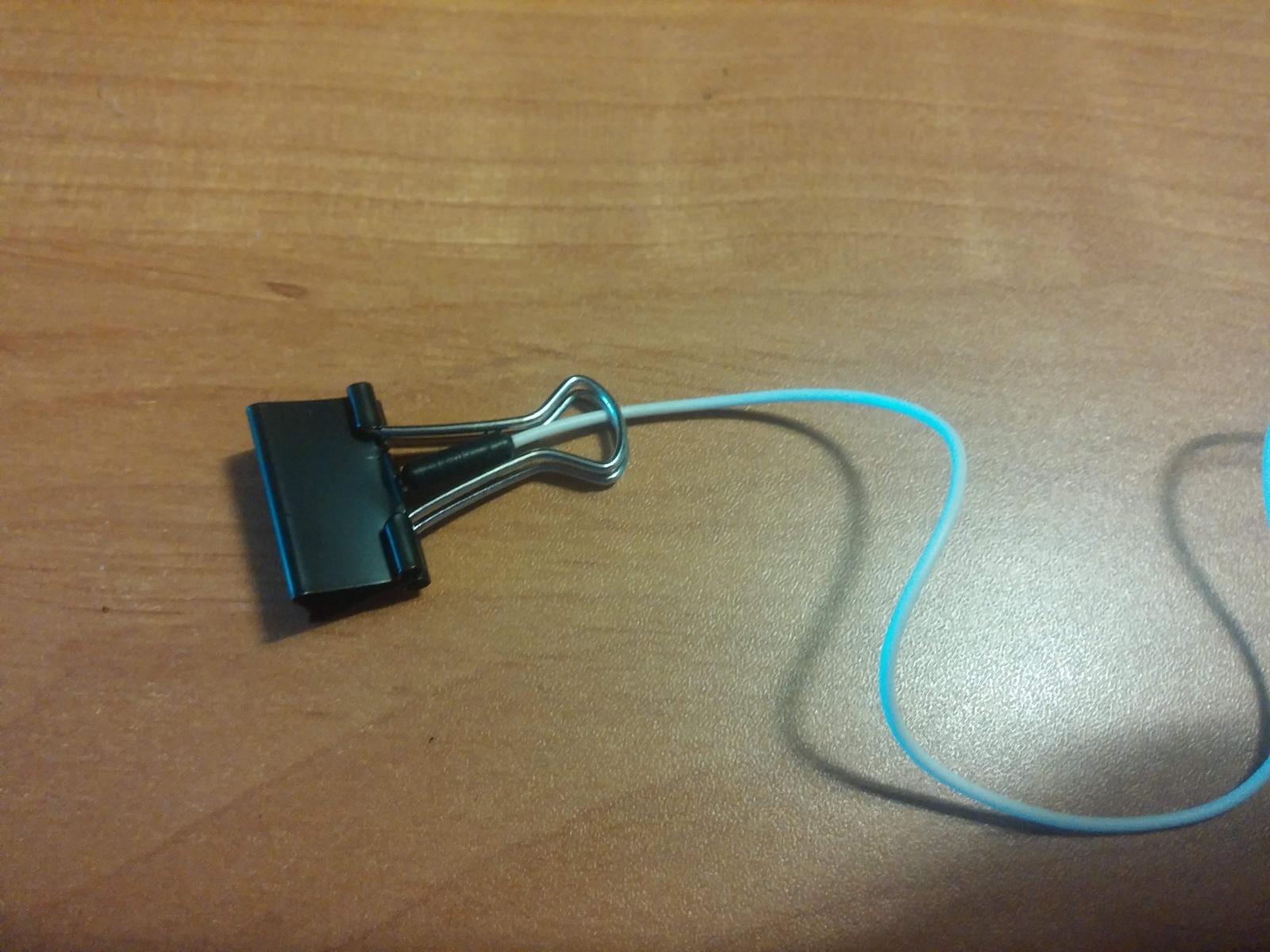 Превращаем картонную электрическую схему в настоящую или как сделать простой конструктор из настольной игры - 10