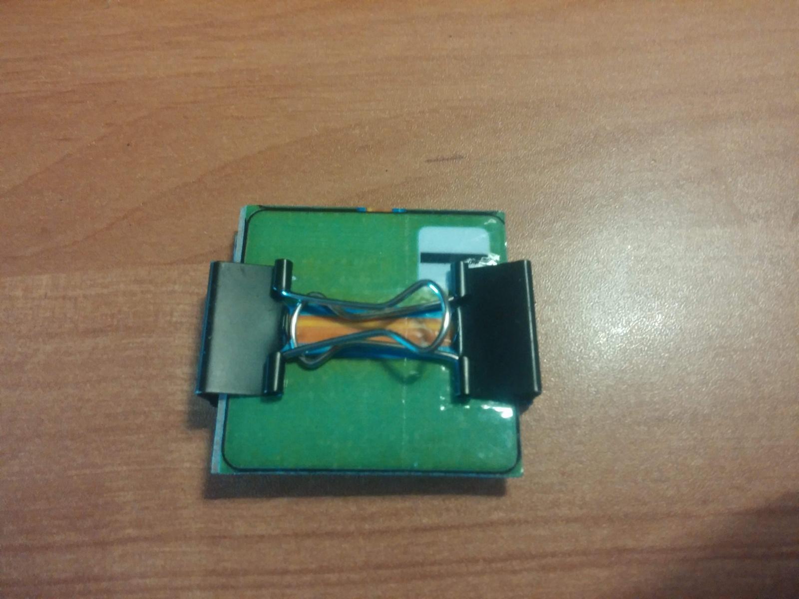 Превращаем картонную электрическую схему в настоящую или как сделать простой конструктор из настольной игры - 8
