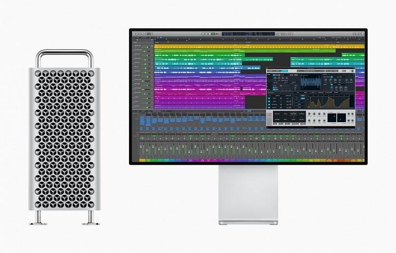 Профессиональное приложение для создания музыки Logic Pro X 10.4.5 поддерживает 56 потоков