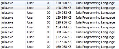 Распределенные вычисления в Julia - 3