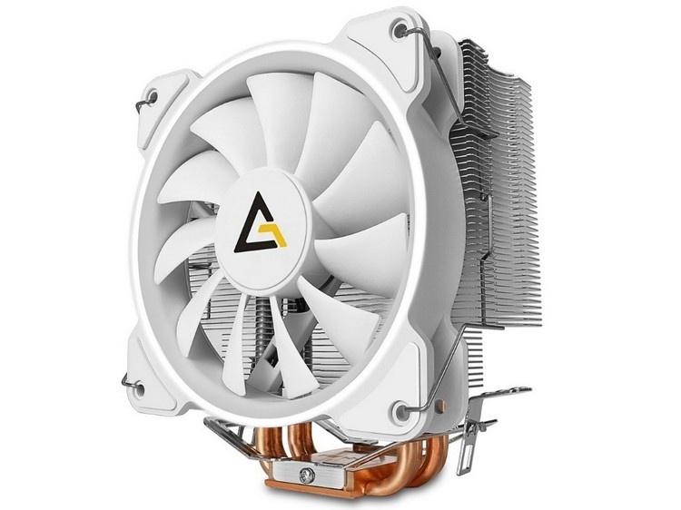 Antec A30 и C400 Glacial: башенные системы охлаждения начального и среднего уровня