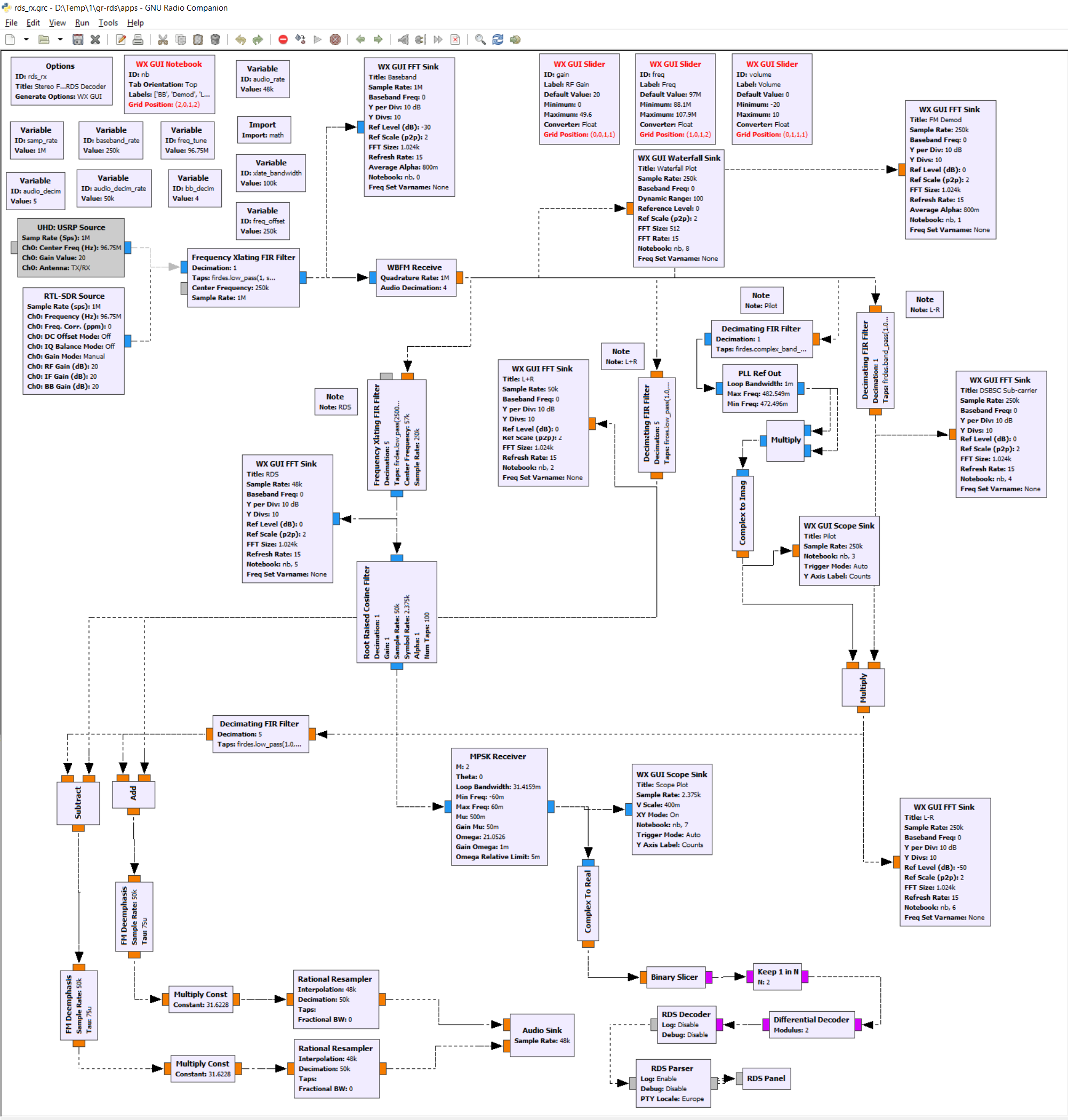 Software Defined Radio — как это работает? Часть 8 - 2