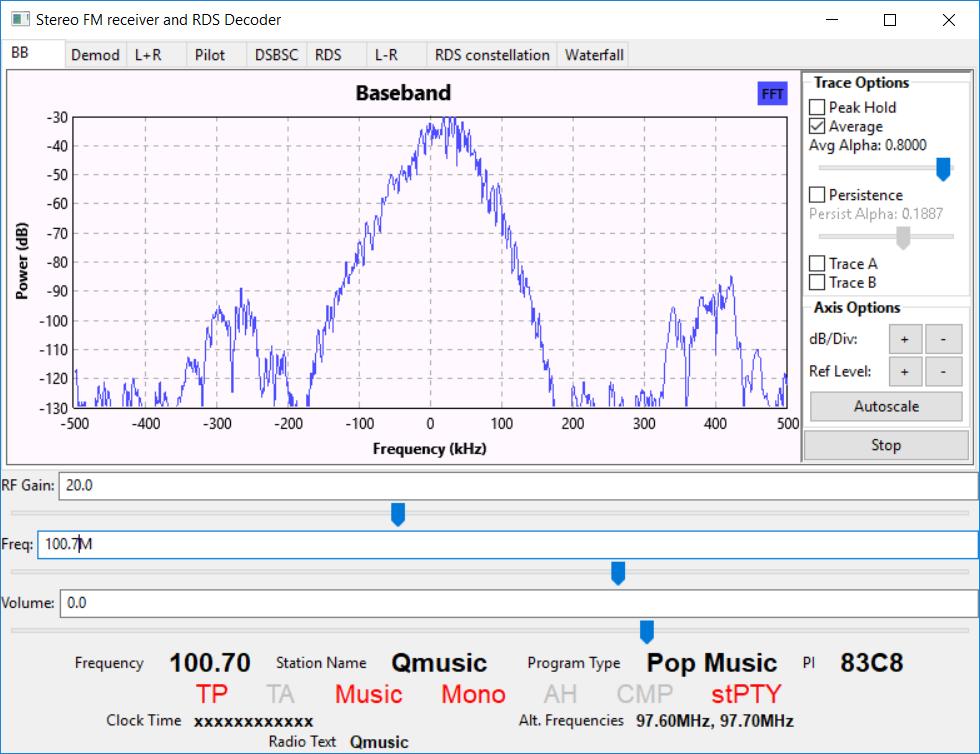 Software Defined Radio — как это работает? Часть 8 - 1
