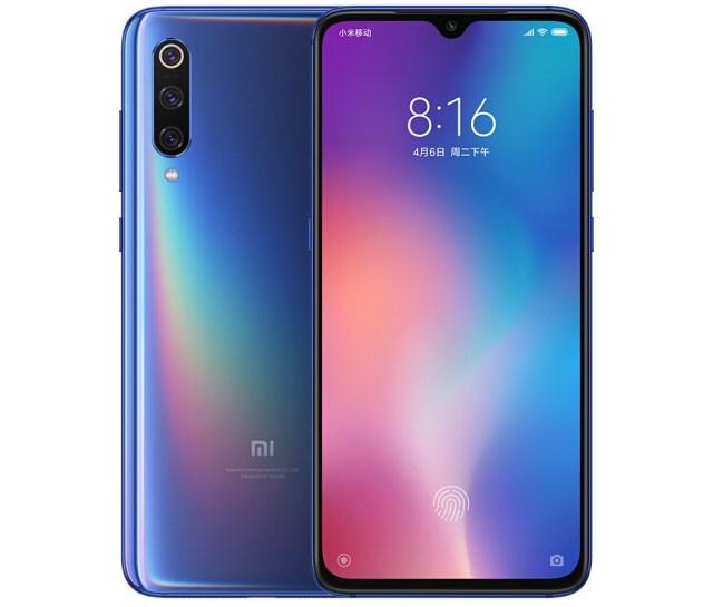 Xiaomi Mi 9 впервые подешевел