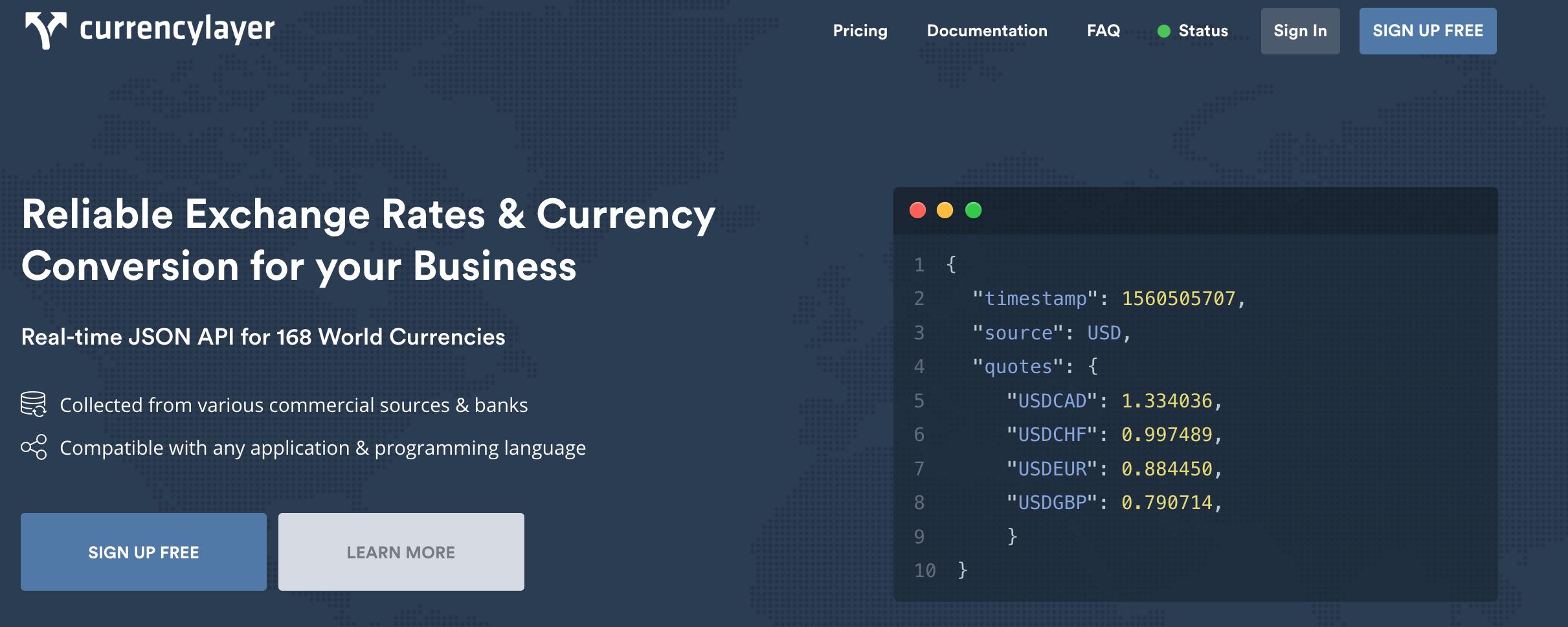 Как создать приложение для сферы финансов: 5 API в помощь разработчику - 5