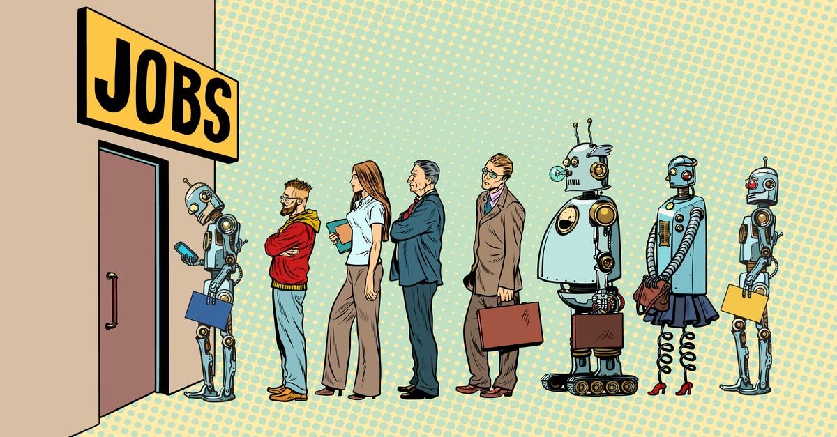 Пересчитать тонну денег и провести разведку в руднике: как роботы уже нашли место среди нас - 1