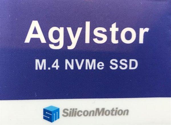 Первый SSD типоразмера M.4 поддерживает до 16 ТБ памяти QLC