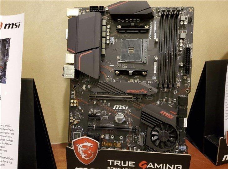 Поддержка PCIe 4.0 дешево: в следующем году выйдут системные платы на чипсетах AMD B550 и A520 для процессоров Ryzen 3000