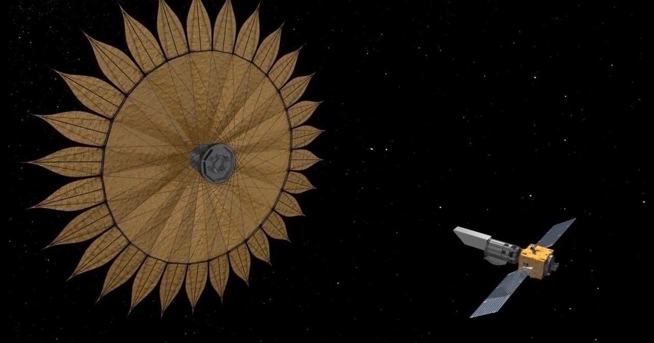 Звездный щит: как NASA планирует затмить звезды