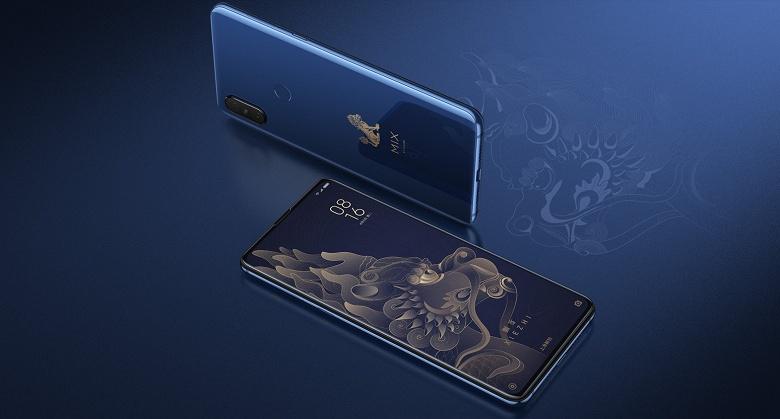 Флагманский смартфон Xiaomi Mi Mix 3 рухнул в цене и теперь он лишь немногим дороже модели Mi 9 SE