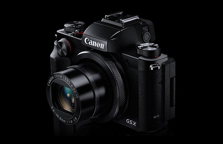 Компактная фотокамера Canon PowerShot G5 X Mark II выйдет в течение месяца