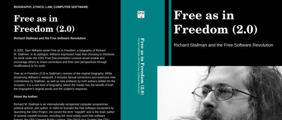 Свободный как ветер и бесплатный как пиво перевод «Free as in Freedom» на русский язык под лицензией GNU FDL 1.3 - 1