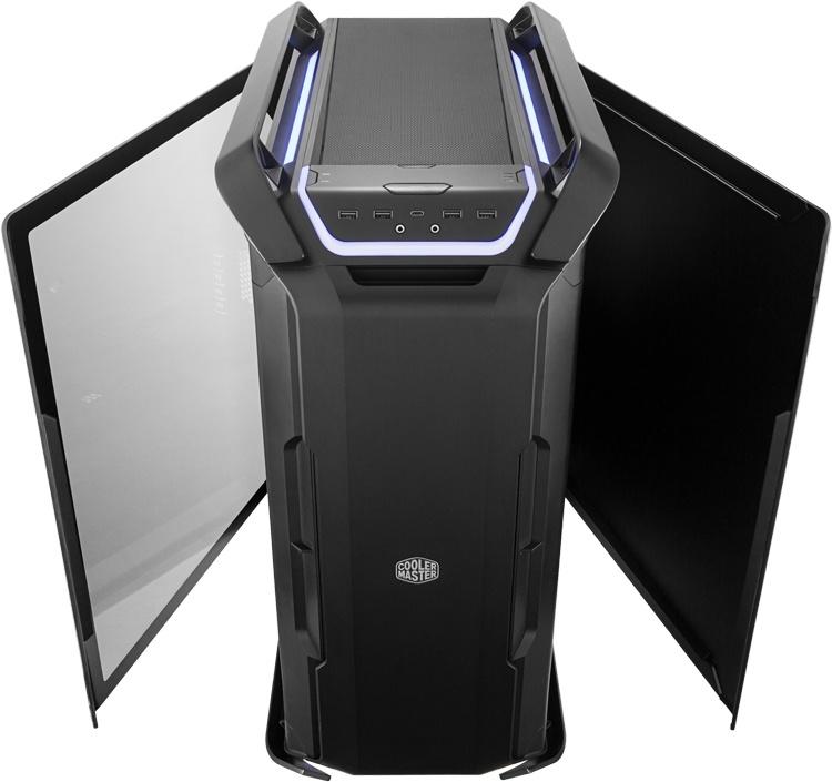 Cooler Master Cosmos C700P Black Edition: корпус Full Tower для мощного игрового ПК