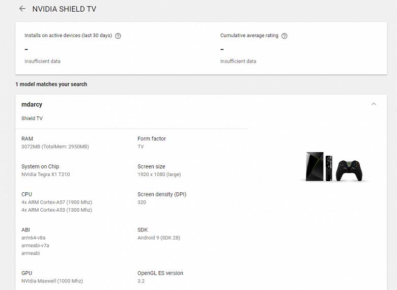 Nvidia готовит обновлённую версию телевизионной приставки Shield TV