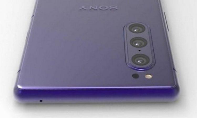 Sony готовит смартфон Xperia 1v или Xperia 1s с тройной основной камерой
